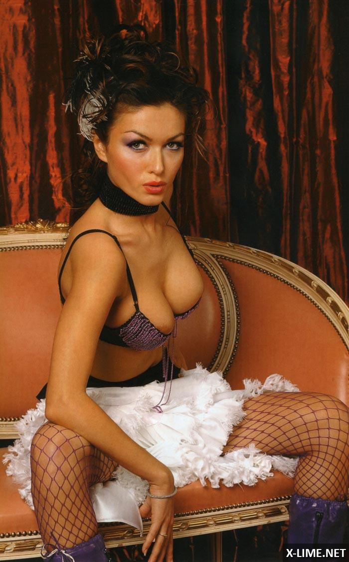 Голая Юля Такшина в эротической фотосессии Penthouse (25 ФОТО)
