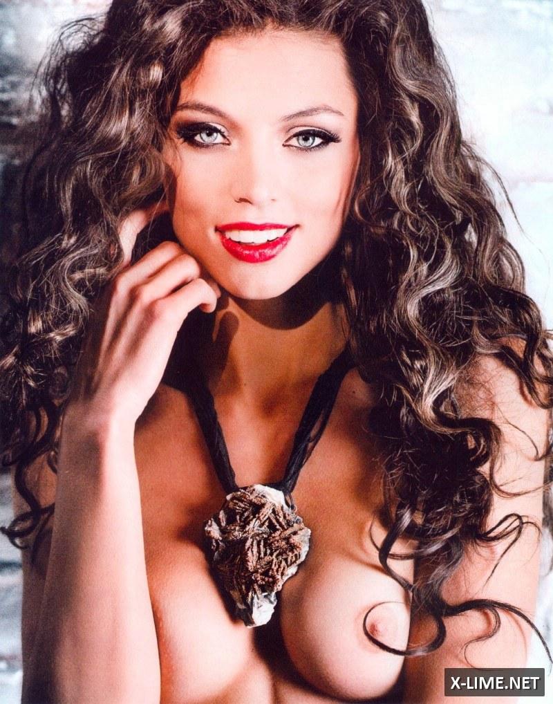 Голая Валентина Колесникова в эротической фотосессии XXL