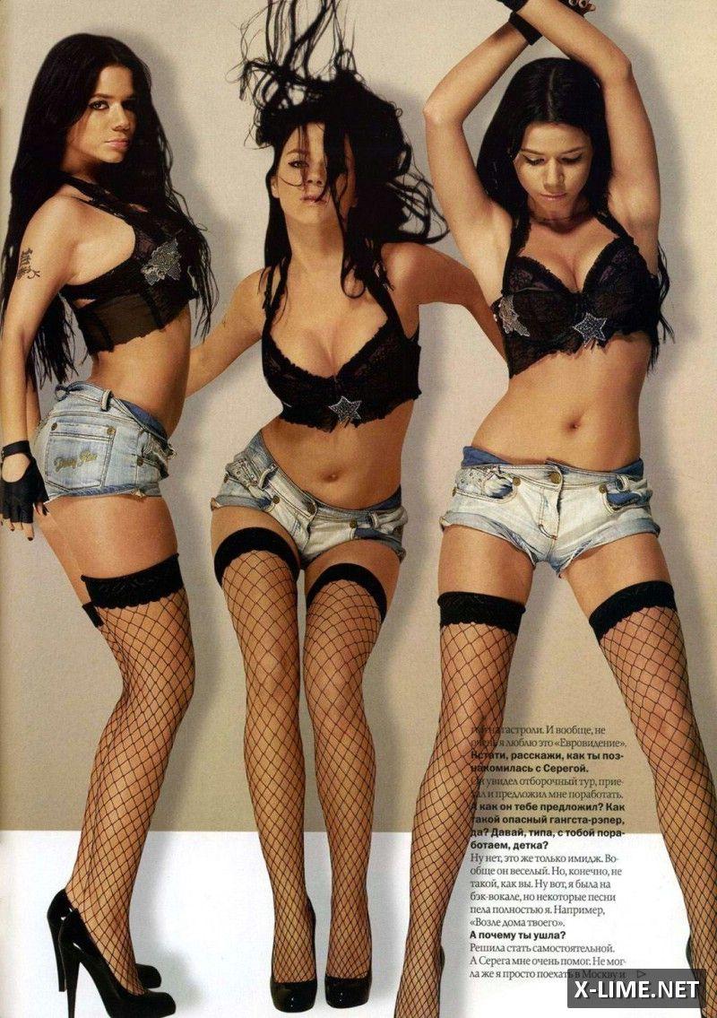 Обнаженная Бьянка в откровенной фотосессии журнала FHM