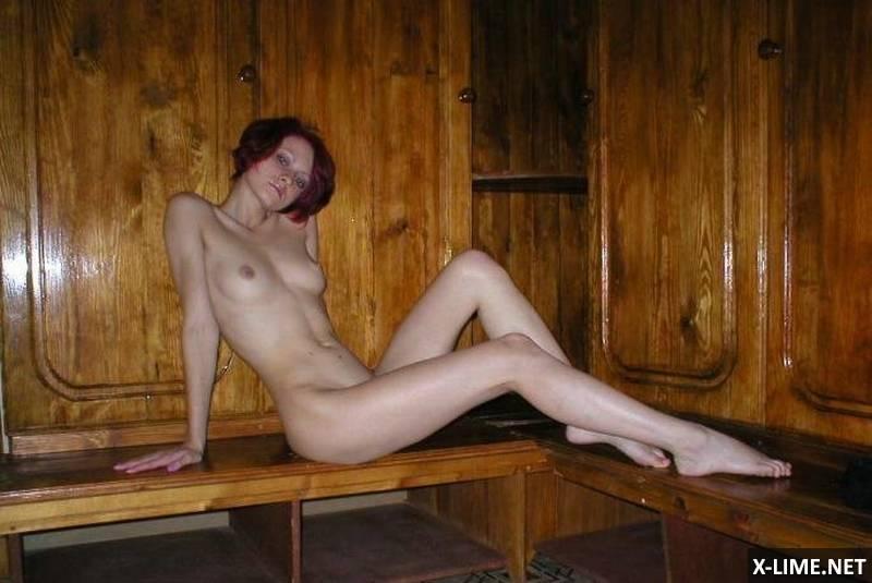 Частное девушки с розовыми волосами (10 ФОТО)