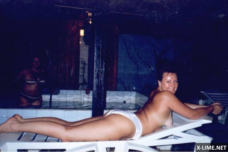 Молодые девушки в бане и сауне (60 ФОТО)